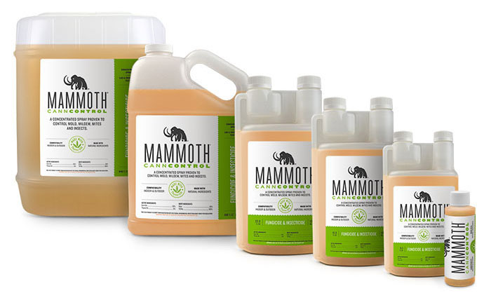 Mammoth Microbes CannControl