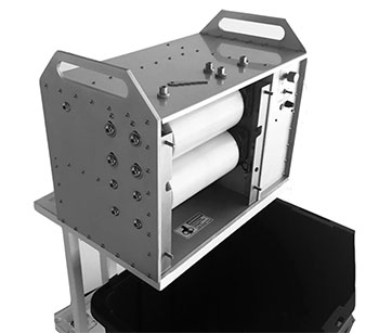 Ox Box Bucking Machine