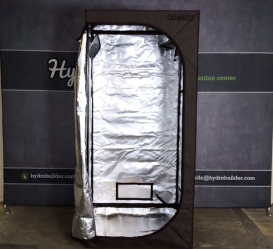 How to assemble your grow tent