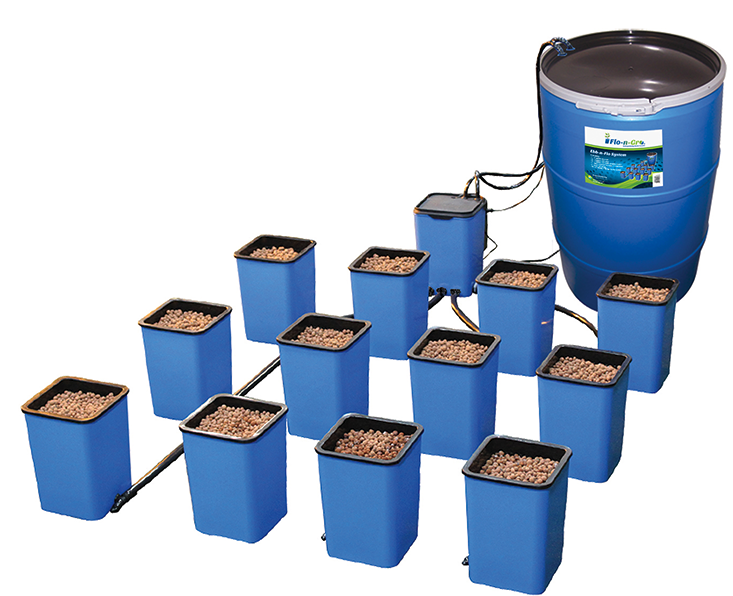 Flo-n-Gro Ebb and Flow System