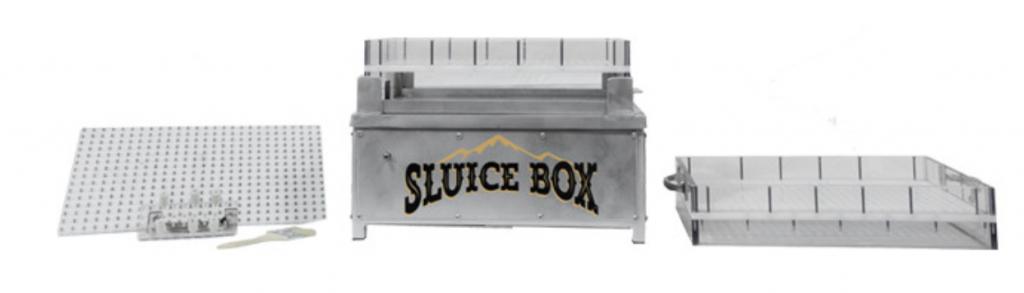 The Sluice Box Pre Roll Machine