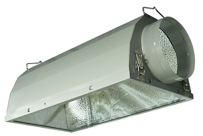 "Solis Tek SolisMax56 SE 6"" Air-Cooled Grow Light Reflector"