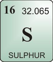 Sulfur def