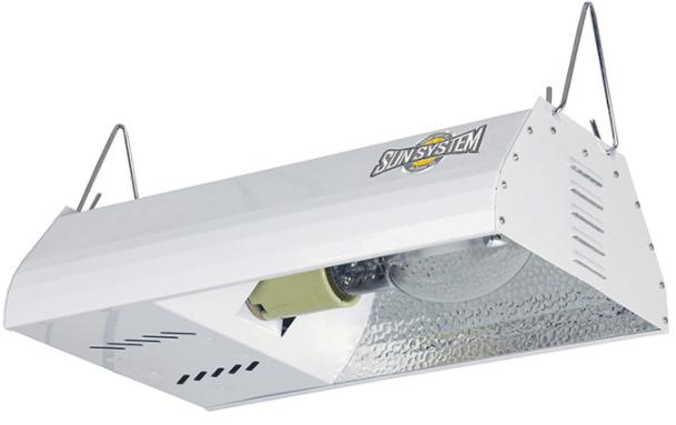 Sun System HPS 150W Fixture with Ultra Sun Lamp