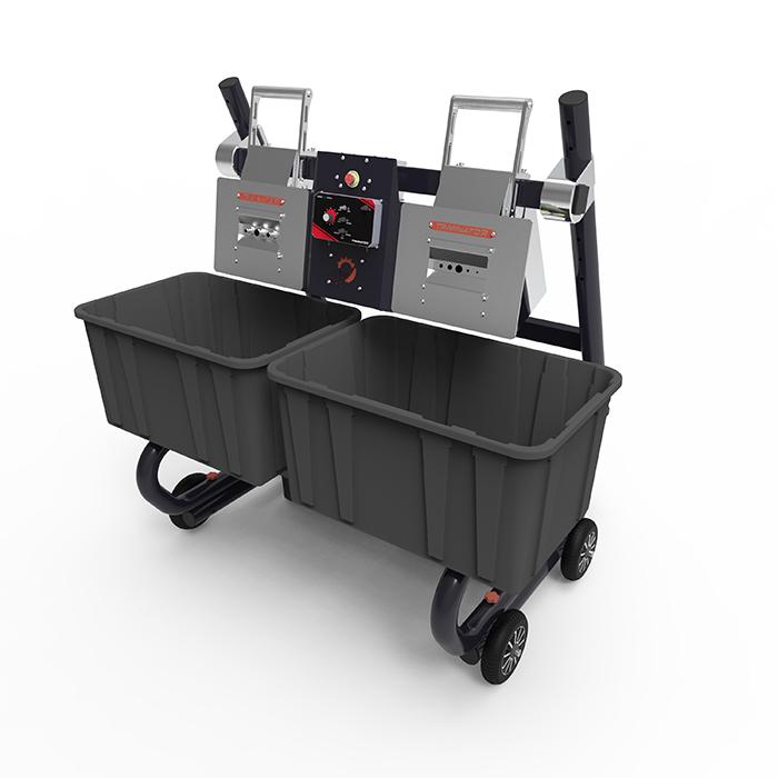 Triminator BuckMaster Bucking Machine