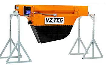 VZ-TEC Easy Bucker Dry Harvest Machine