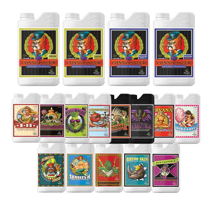 The Best Overall Plant Nutrients - Advanced Nutrients