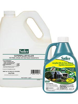 Best Pesticide For Caterpillars & Worms: Safer Brand Caterpillar Killer