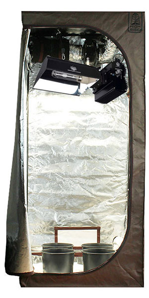 Covert 3' x 3' 315 Watt CMH Grow Tent Kit