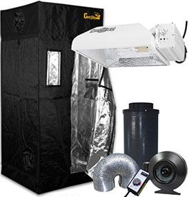 Gorilla Grow Tent 3' x 3' Sun System LEC Grow Tent Kit