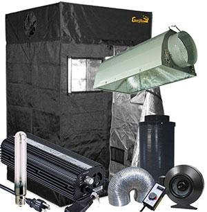 Gorilla Grow Tent 5' x 5' HPS Grow Tent Kit