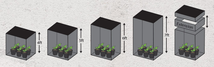 Grow Tent Buying Guide - Hydrobuilder Learning Center