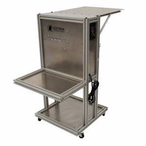 EZTRIM DeBudder Stem Remover Machine