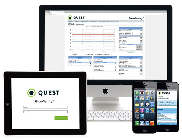 automate your environment with the Quest IQ Series