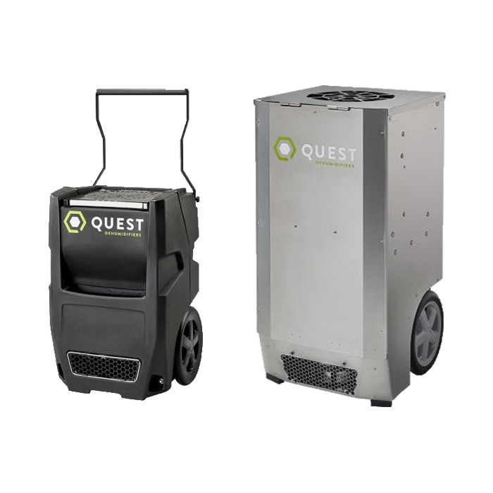 Best For Harvest Drying & Curing Rooms - Quest CDG 174 Dehumidifier