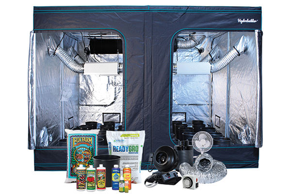 Grow Tent Setup Guide  sc 1 st  Hydrobuilder.com & Grow Tent Setup Guide - Hydrobuilder Learning Center