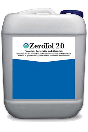 Best General Use Fungicide: BioSafe ZeroTol 2.0